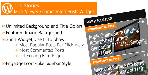 03-top-stories-plugin-wordpress-sidebar