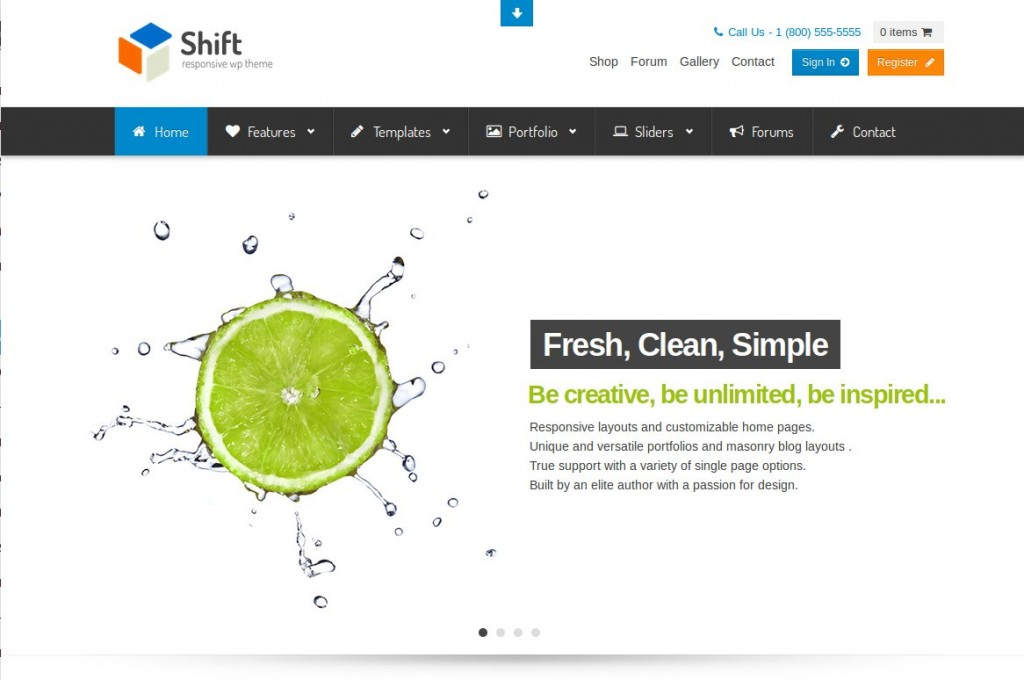 13-shift-themes-bbpress-wordpress
