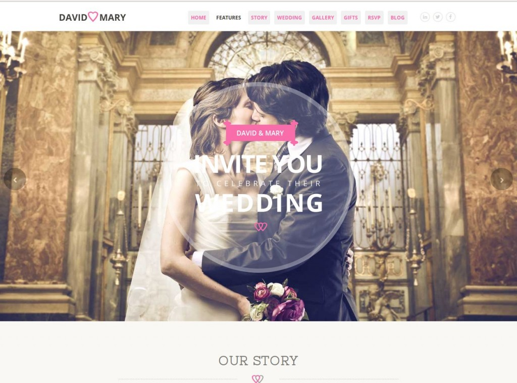 20 Temas de WordPress boda - WordPress Themes & Plugins