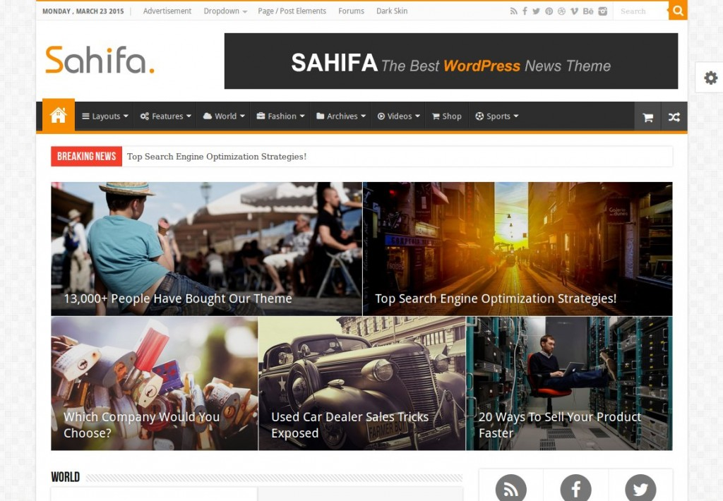 15-Sahifa-Wordpress-Themen-bbPress