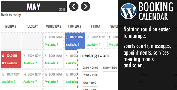 06-wp-booking-calendar-booking-plugin-wordpress-prise-rendez-vous